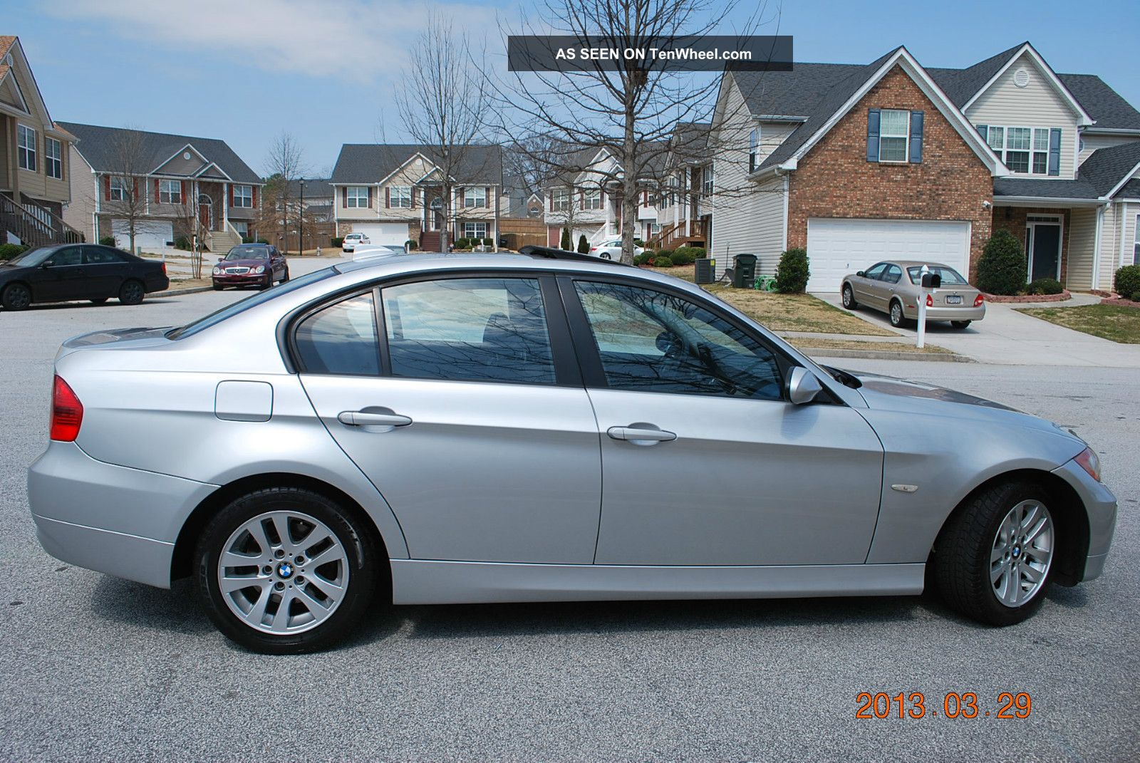 2006 Bmw 325i Base Sedan 4 Door 3 0l