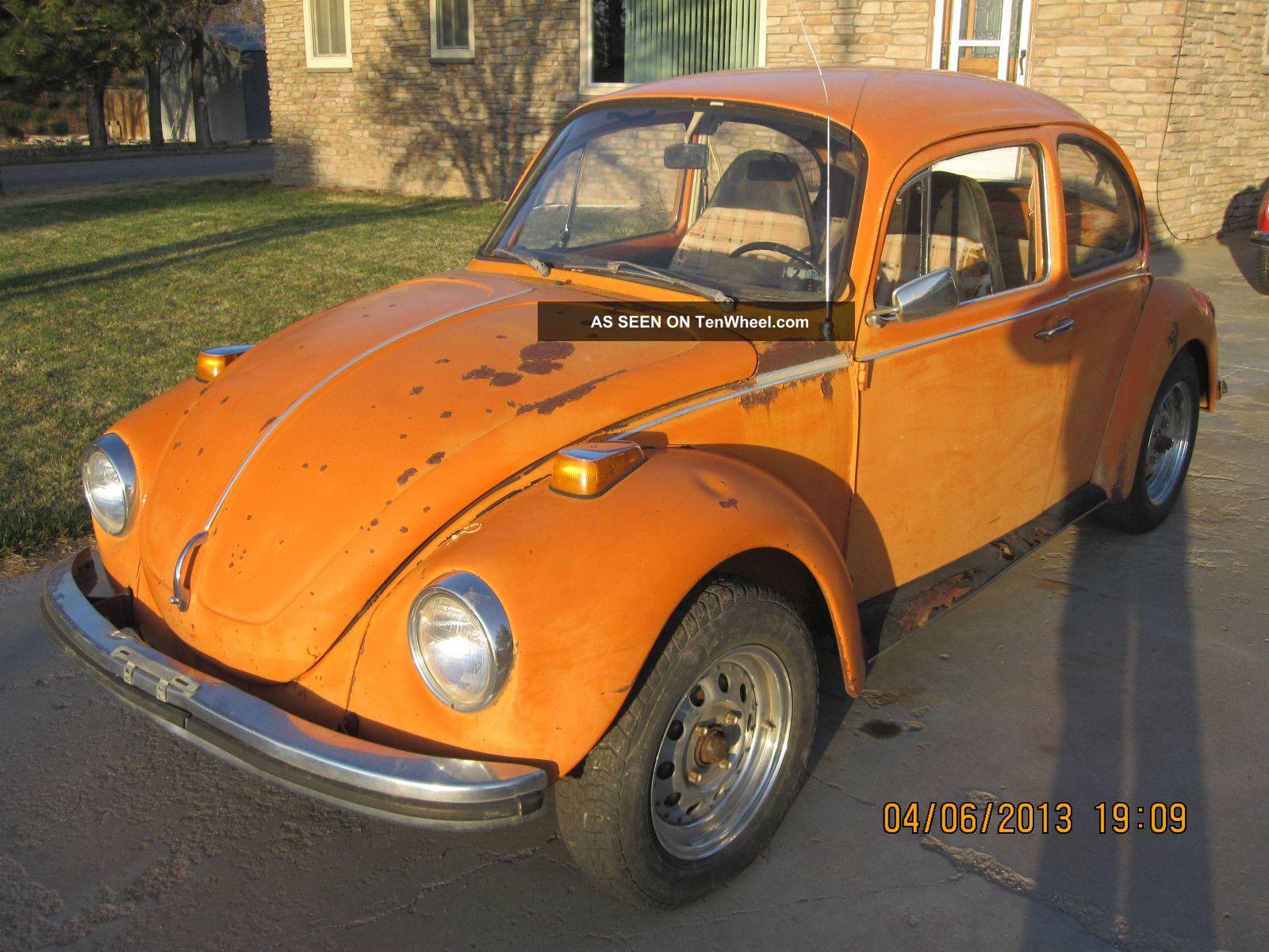 rat rod  vw beetle volkswagen rust   crime