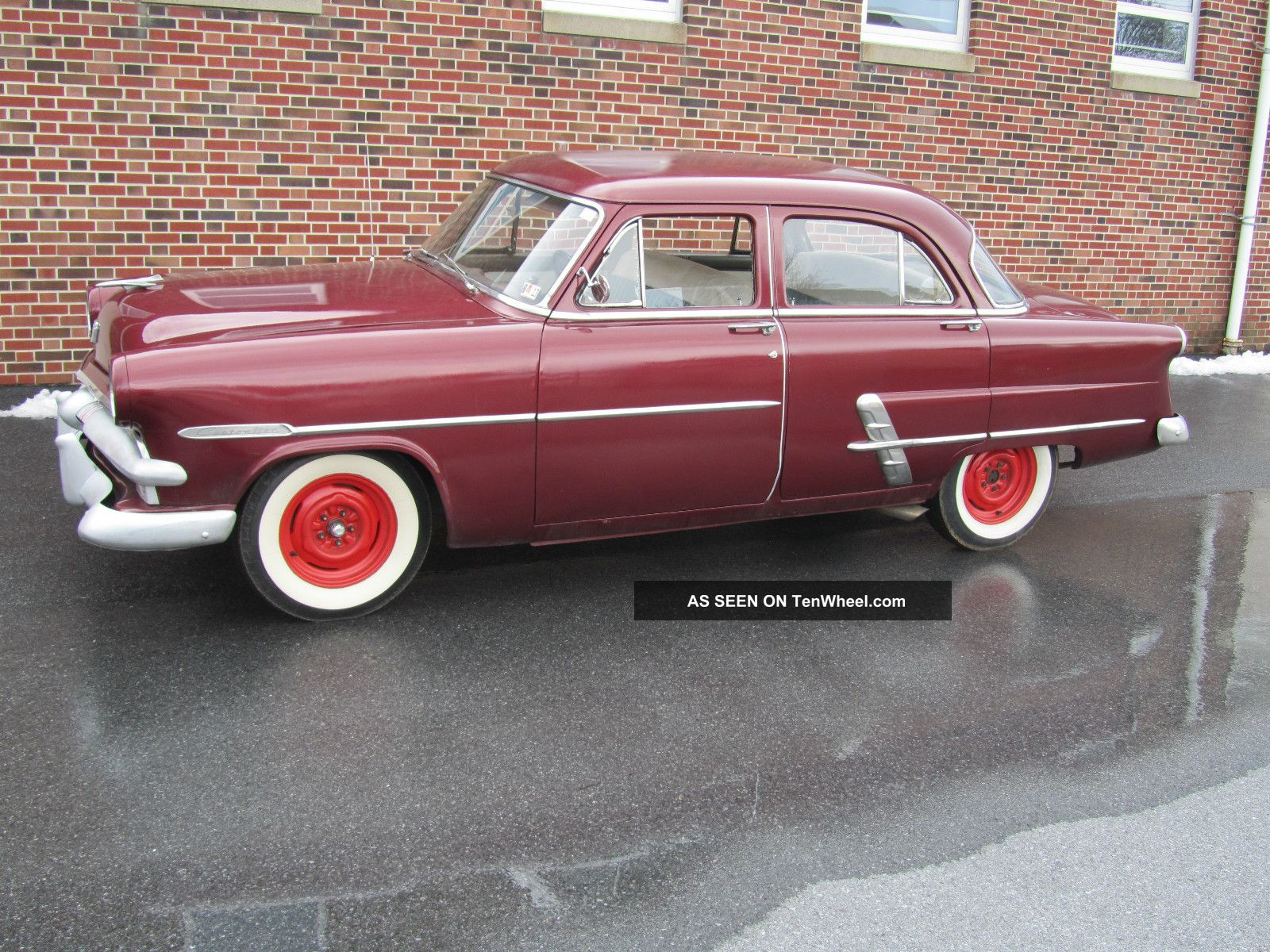1953 Ford Customline Daily Driver Other photo