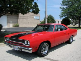 1970 Plymouth Road Runner photo