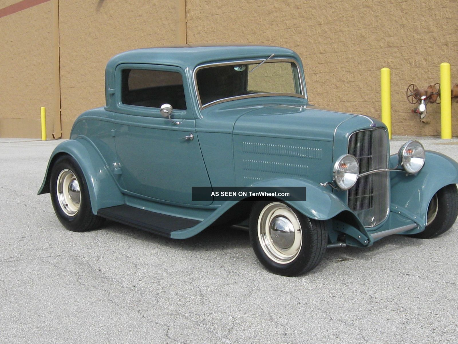 1932 3 window coupe kit pictures to pin on pinterest