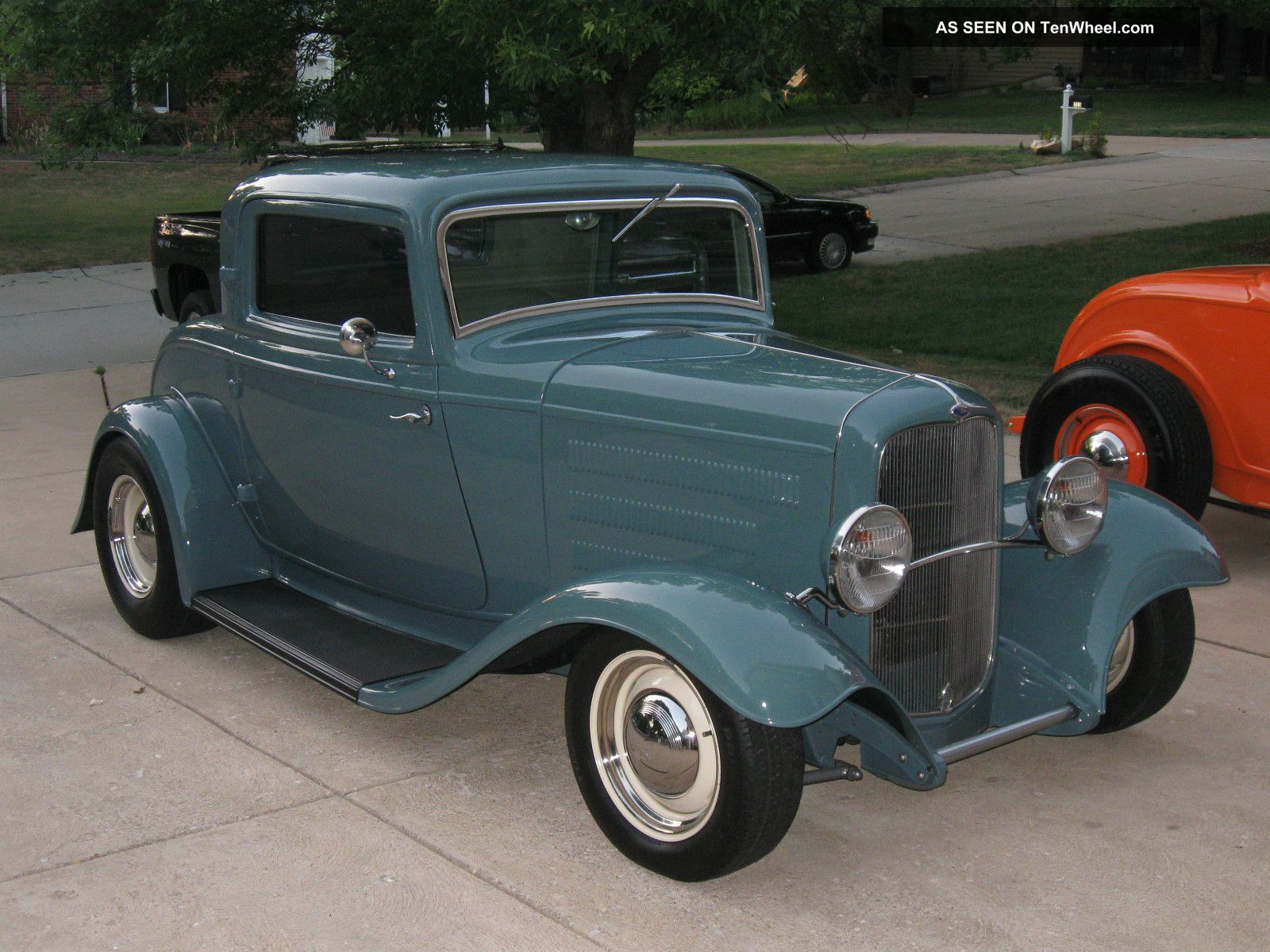1932 ford 3 window coupe for 1932 5 window coupe body