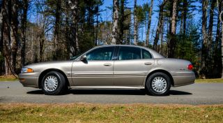 2002 Buick Lesabre Custom Sedan 4 - Door 3.  8l photo