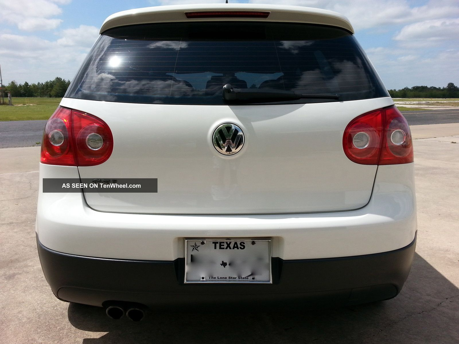 2006 candy white vw gti 2 0l turbo 6 speed. Black Bedroom Furniture Sets. Home Design Ideas
