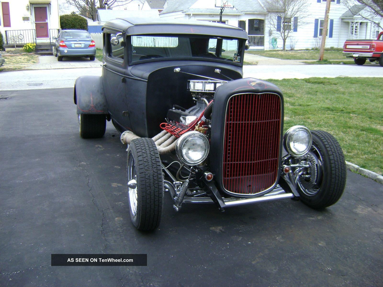 1931 Model A 5 Window Coupe Hot Rod Model A photo