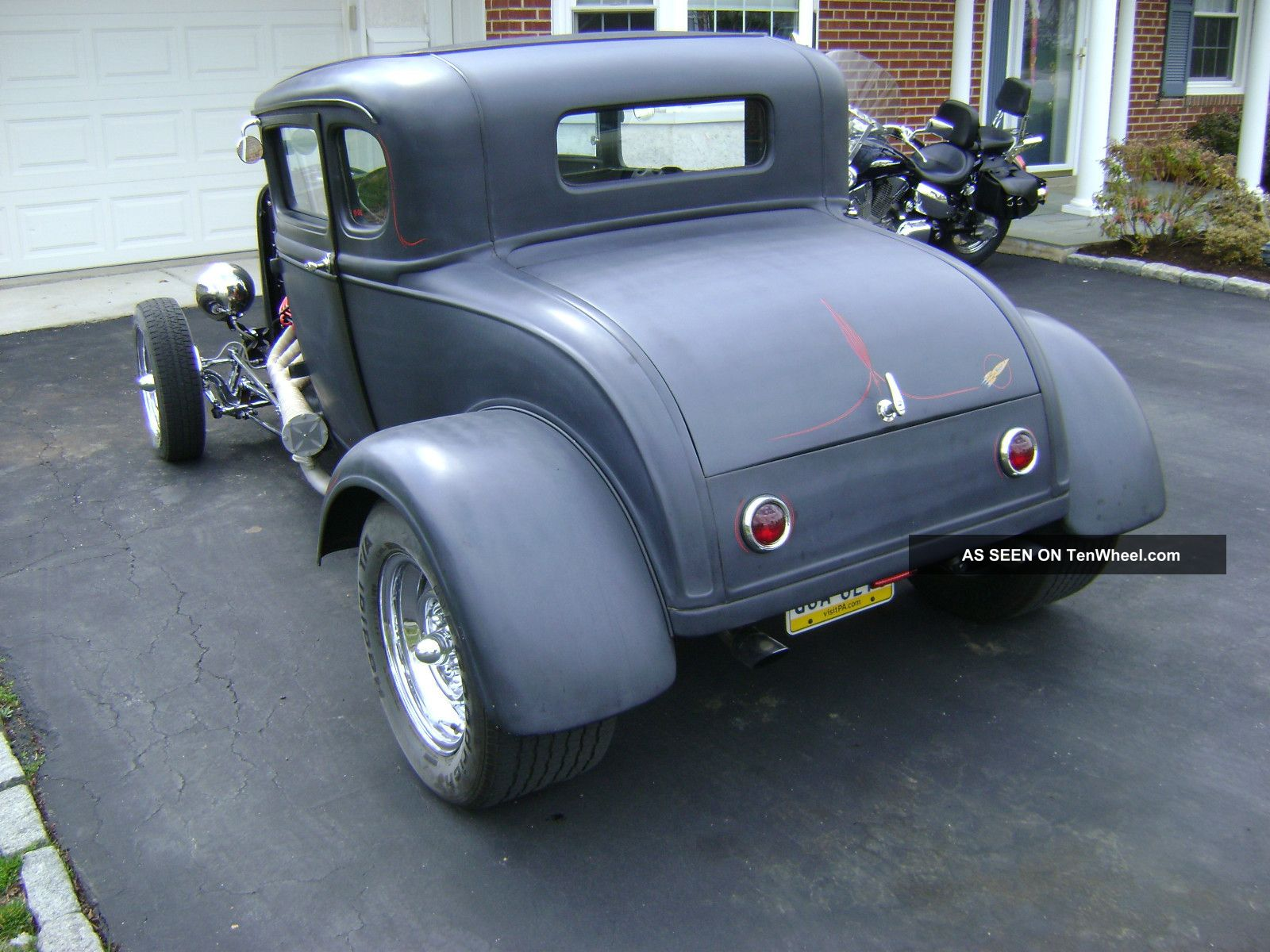 1931 model a 5 window coupe hot rod for 1931 ford model a 5 window coupe