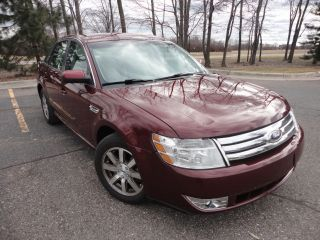 2008 Ford Taurus Sel Sedan 4 - Door 3.  5l photo