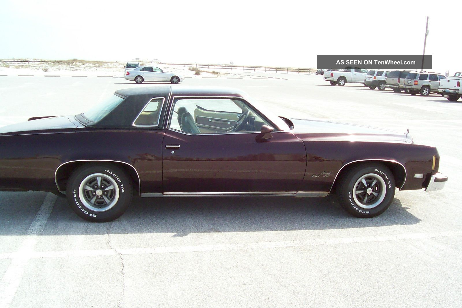 Awsome 1977 Pontiac Grand Prix