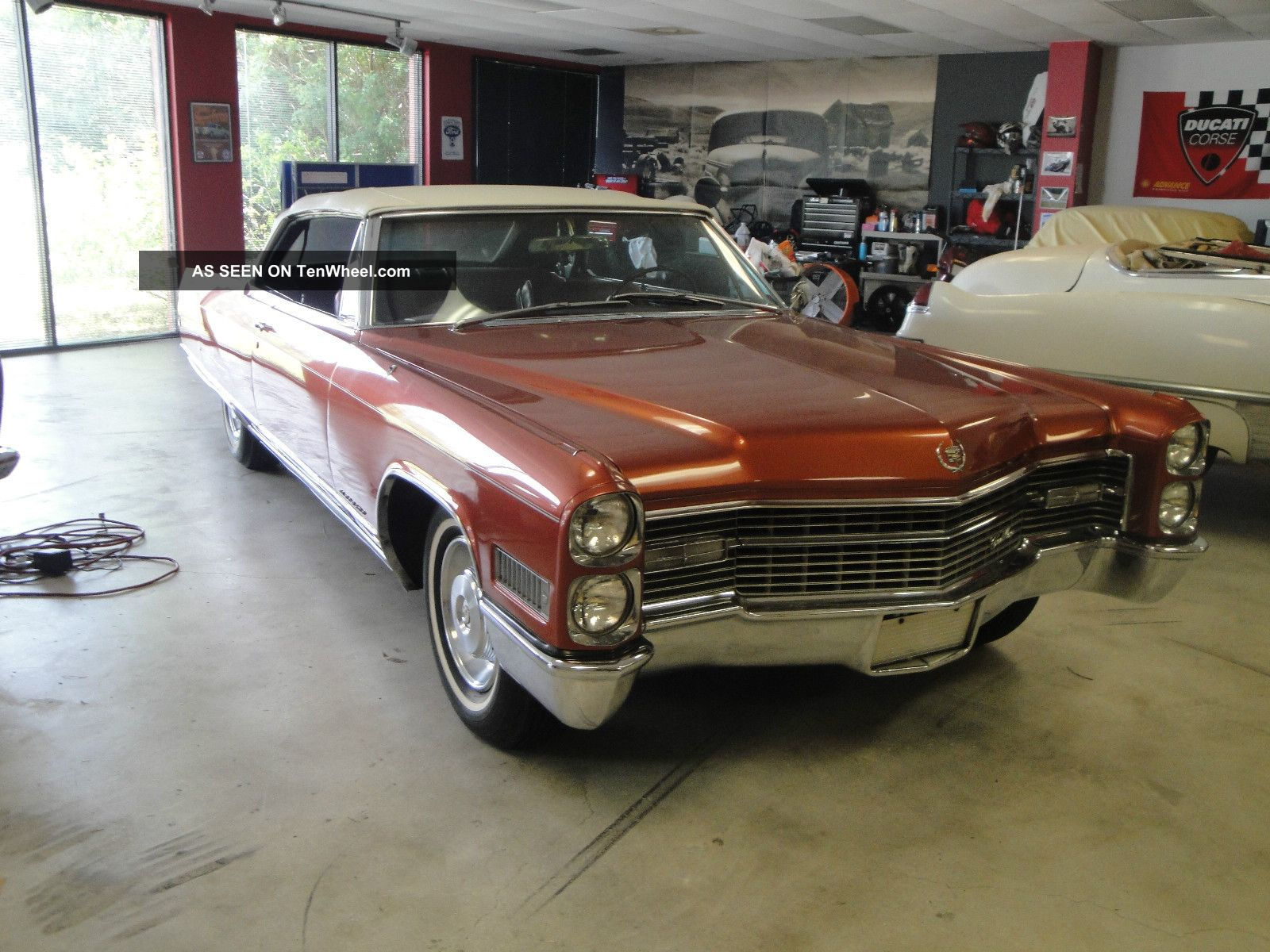 1966 Cadillac Eldorado Convertible - Great Deal Eldorado photo