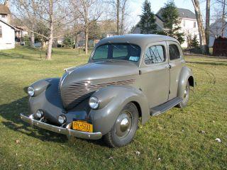 1938 Willys Sedan photo