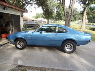 1977 Ford Maverick Street Custom photo