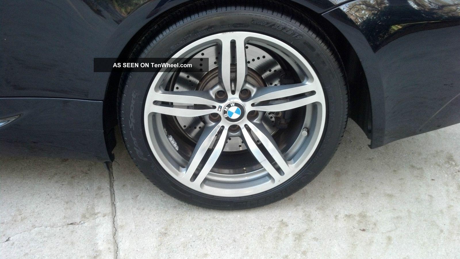 2010 Bmw M6 Cpe Heads Up Soft Close Doors Carbon Fiber