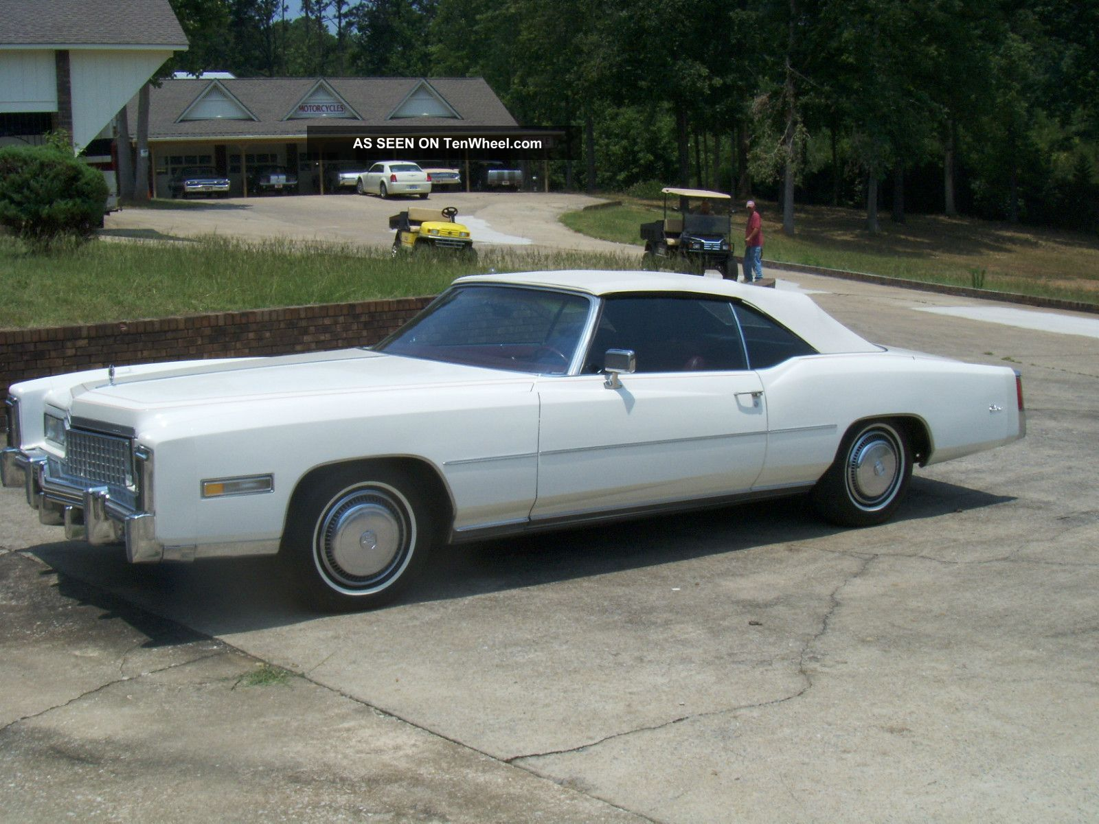 1975 Cadillac El Dorado