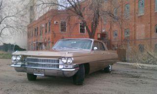 1963 Cadillac De Ville photo
