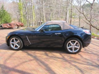 2008 Saturn Sky Red Line Convertible 2 - Door 2.  0l Extended Til Oct.  2014 photo