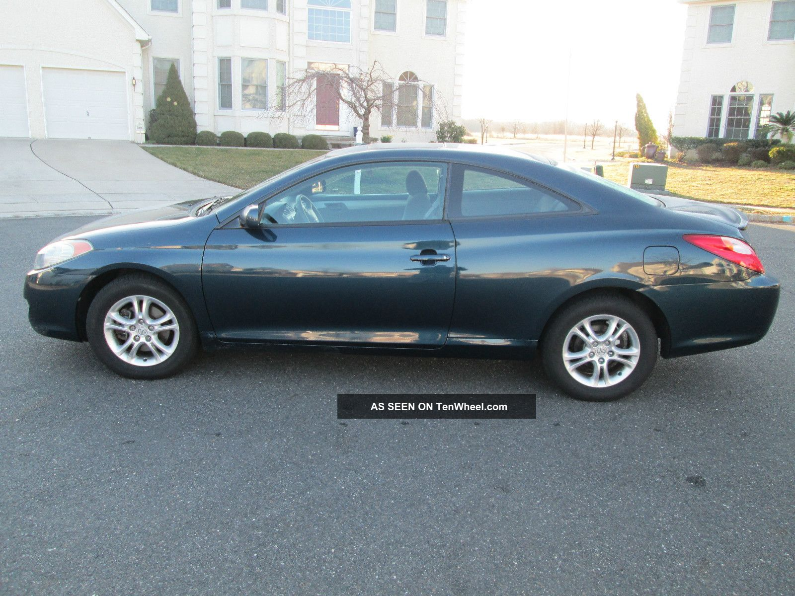 2004 toyota solara se coupe great on gas. Black Bedroom Furniture Sets. Home Design Ideas