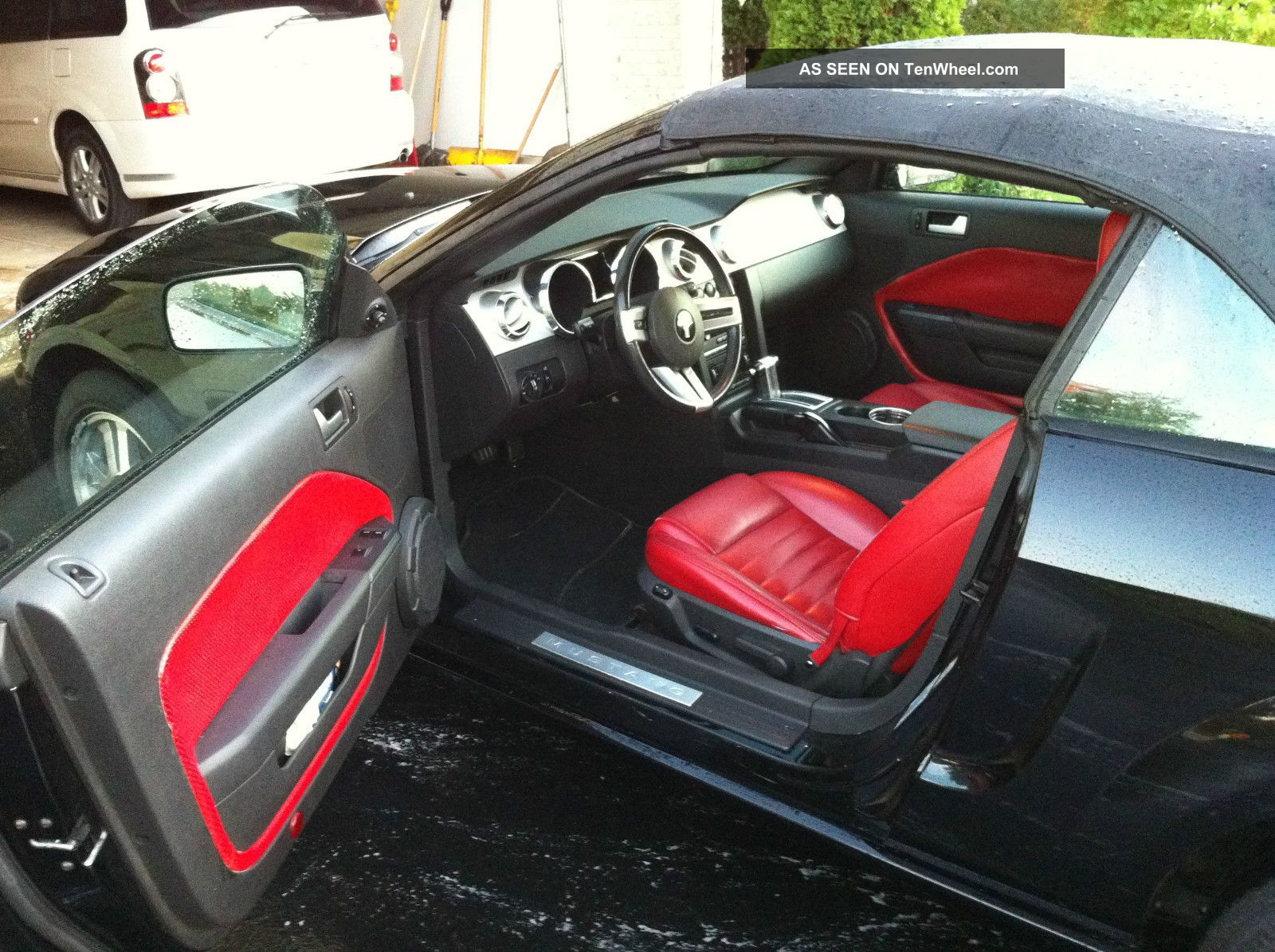 Fast Awd Cars >> 2005 Ford Mustang Gt, Convertible, 98k Mi Red Interior, Fast Car