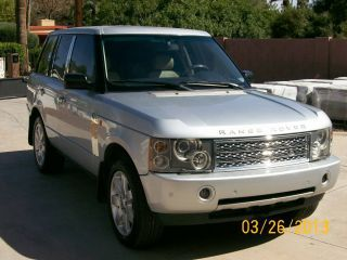 2003 Land Rover Range Rover Hse Transmission, , ,  No Tax photo