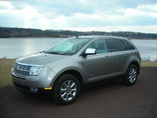 2008 Lincoln Mkx All Wheel Drive Sport Utility 4 - Door 3.  5l 1 Yr 40 K Waranty Cpo photo