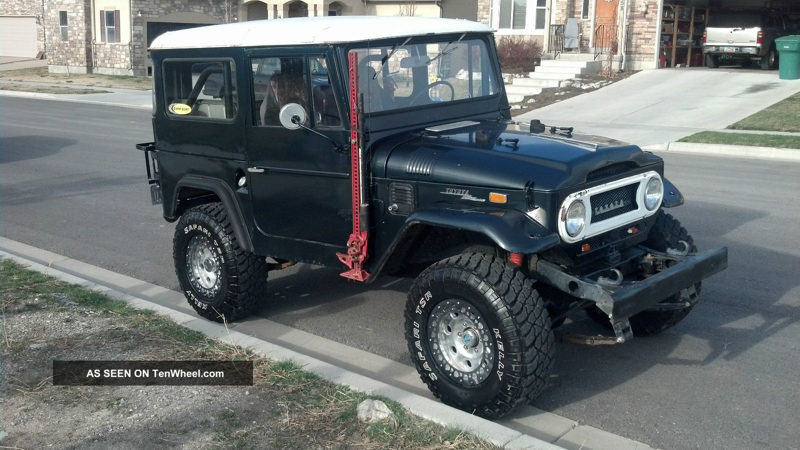 1970 Toyota Land Cruiser Sport Utility 2 Door Great Cond