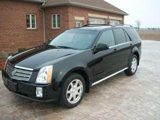 2005 Cadillac Srx Luxury Utility 4 - Door 3.  6l Awd Loaded photo