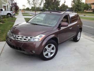 2004 Nissan Murano Sl Sport Utility 4 - Door 3.  5l photo