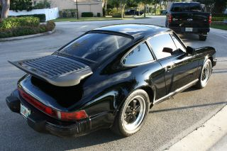 1985 Porsche 911 Carrera Coupe 2 - Door 3.  2l photo