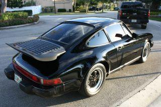 1985 Porsche 911 Carrera Coupe 2 - Door 3.  2l photo
