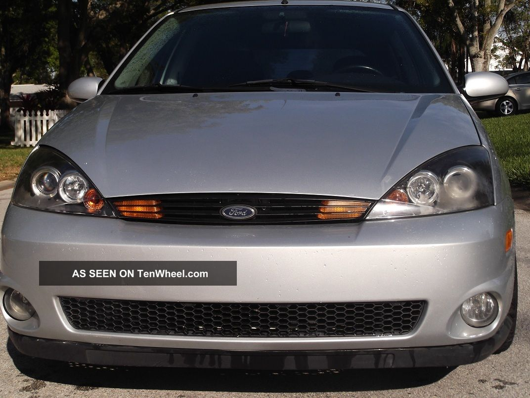 2003 ford focus svt hatchback 5 door 2 0l 2007 Ford Focus SE Manual 2003 Ford Focus Shop Manual