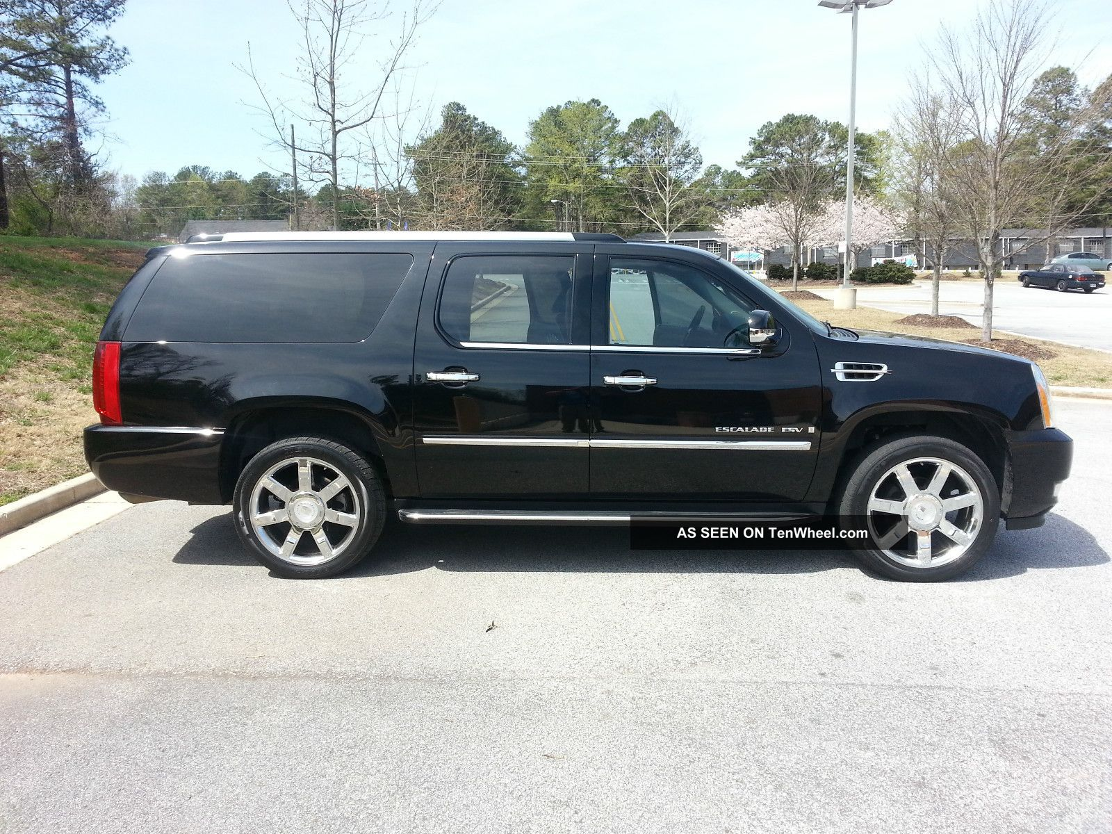 2007 cadillac escalade esv sport utility 4 door 6 2l all wheel. Cars Review. Best American Auto & Cars Review