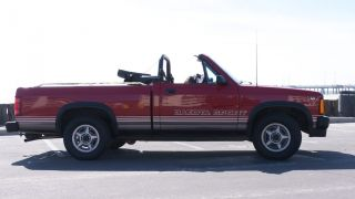 1989 Dodge Dakota Sport Convertible photo