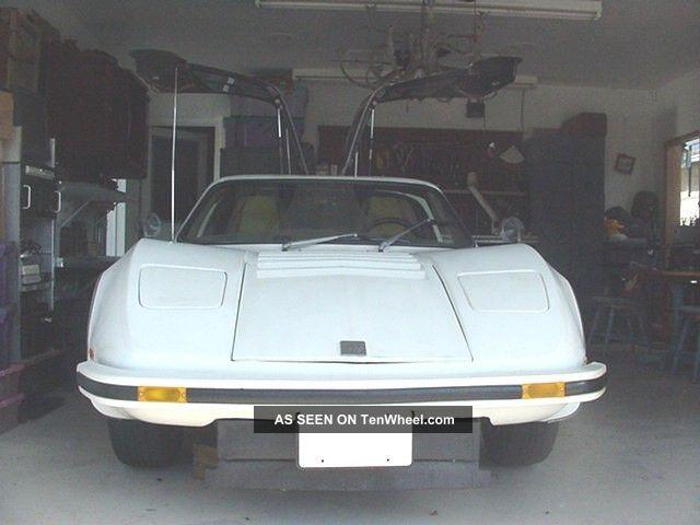 1982 Replica / Kit Makes Gt Electric Gt Replica/Kit Makes photo