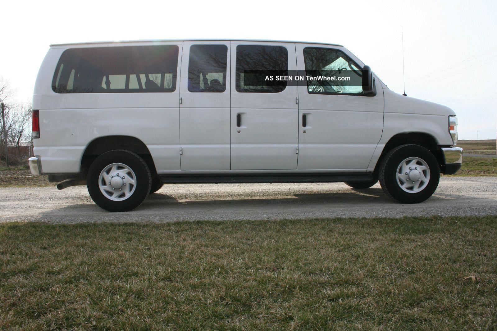 2008 Ford E 350 Duty Xlt Standard Passenger Van 3 Door 5 4l Engine Diagram