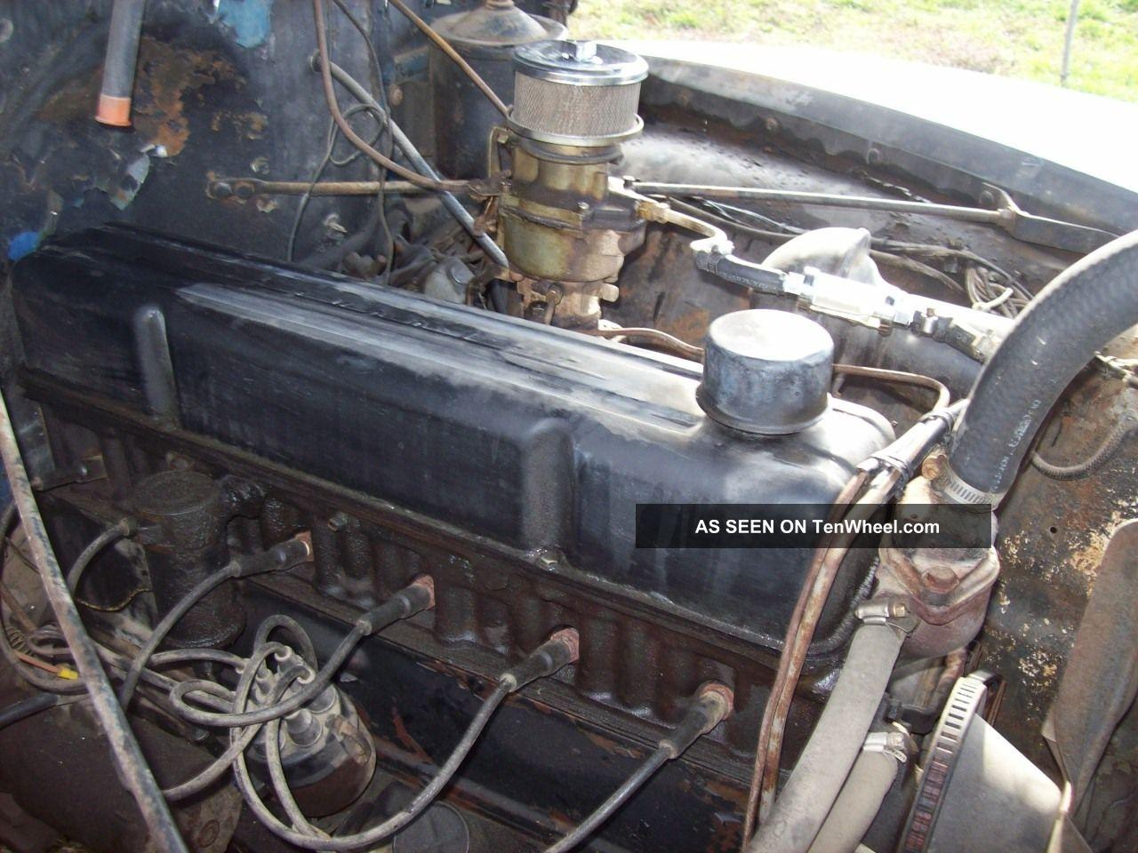 Chevy Ton Shortbed Ci Speed Fenton Dual Exhaust Manifold Lgw on 235 6 Cyl Chevy Id