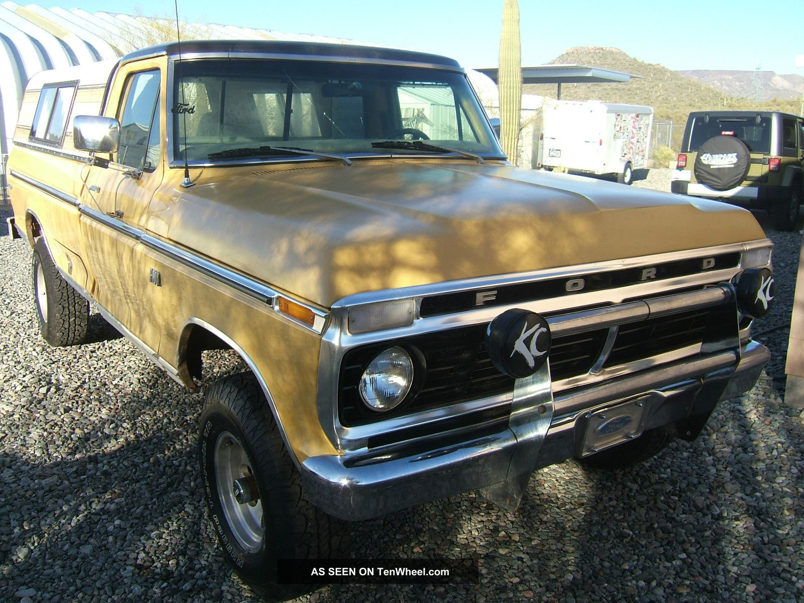 az rust wd  ford    orig   ranger ps