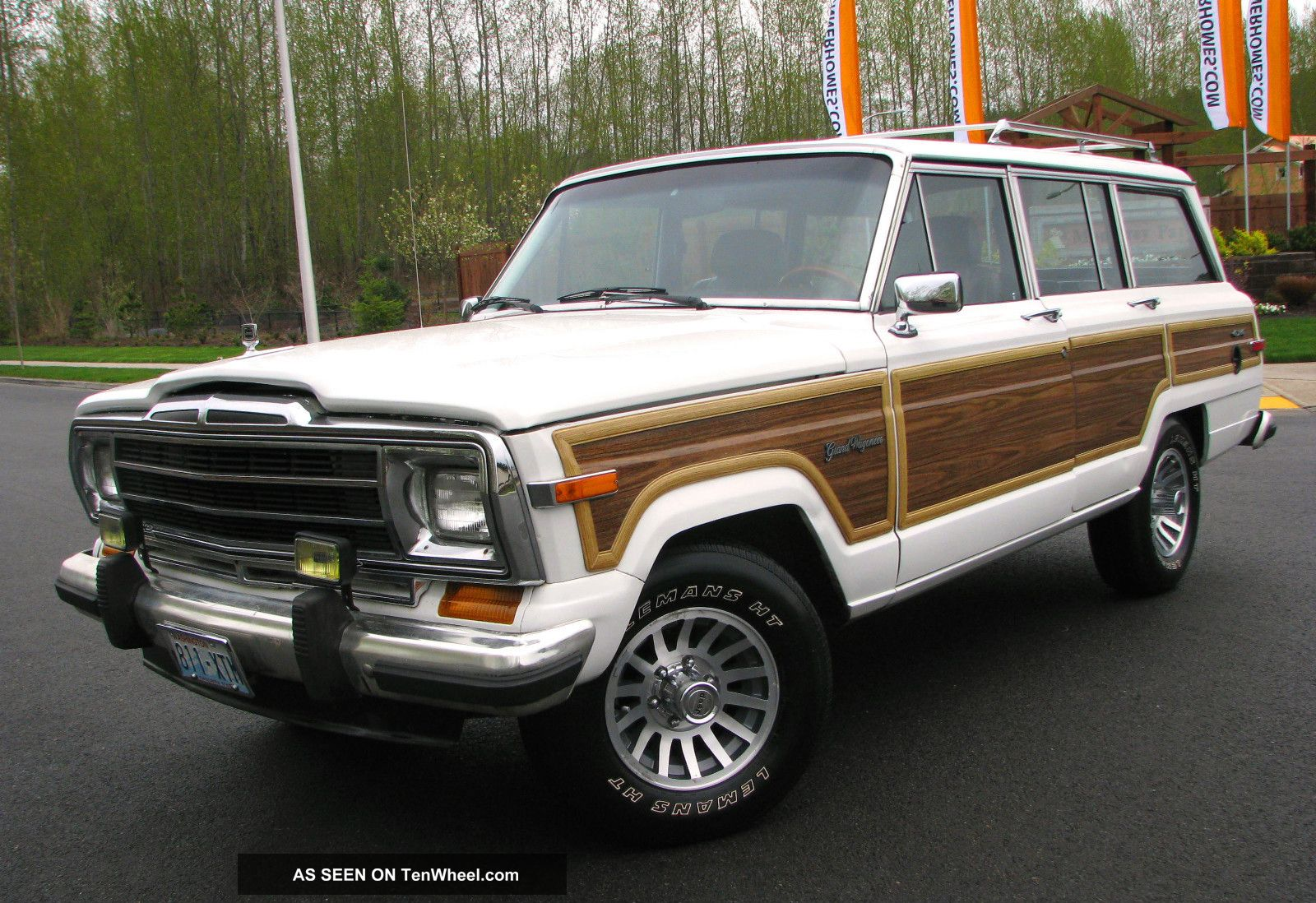 1989 Jeep Grand Wagoneer Classic Vintage 4x4 Fully