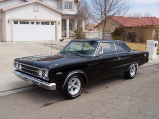 1967 Plymouth Satellite 2 - Door,  Big Block A / C Show Condition photo
