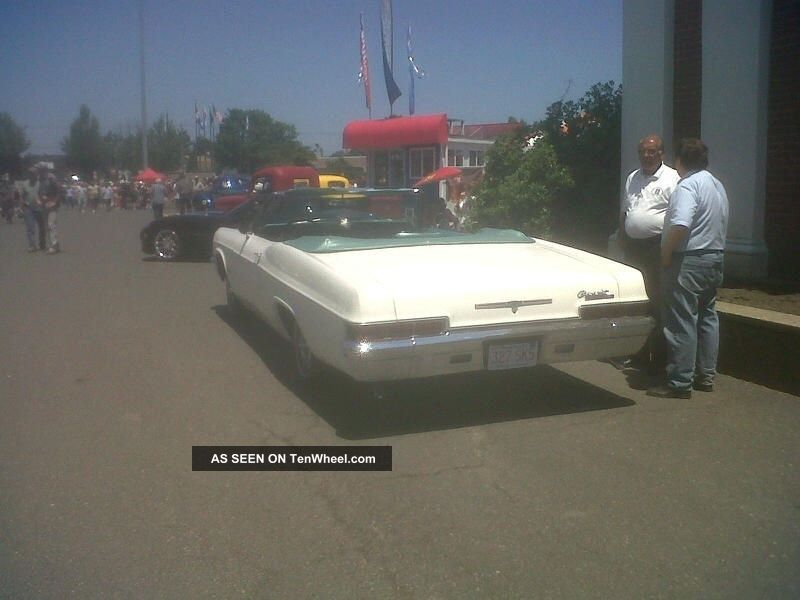 1966 Chevrolet Impala Convertible Sport Impala photo