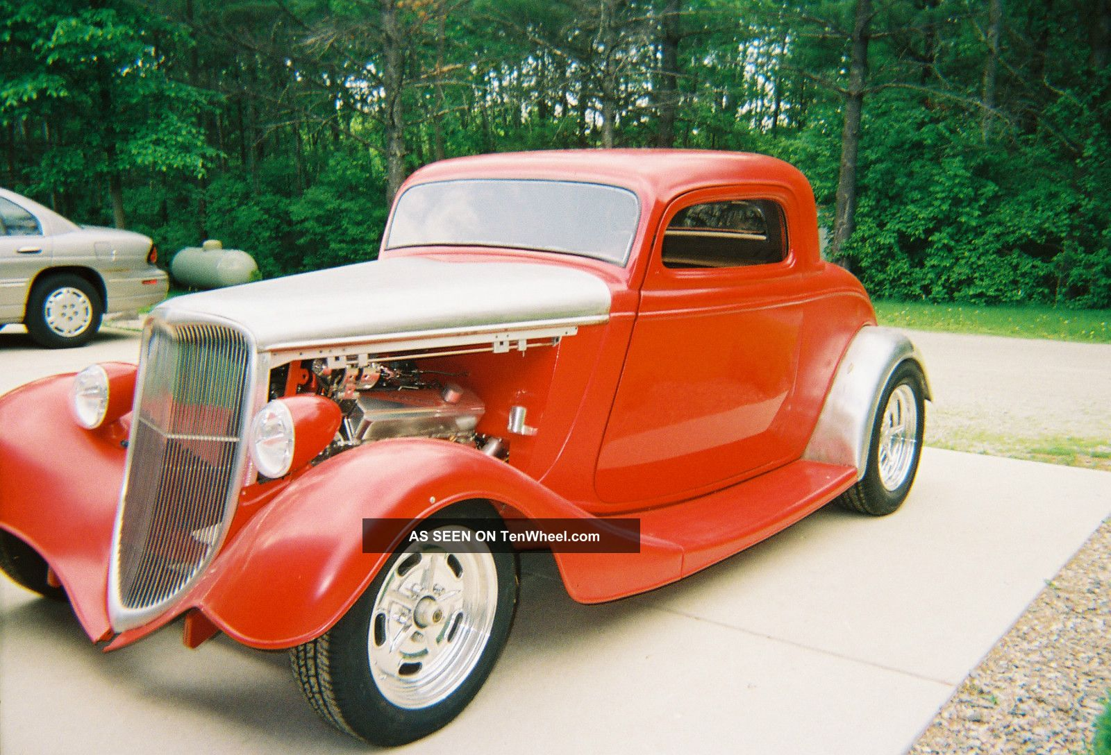 1933 ford 3 window coupe all steel for 1933 ford 3 window
