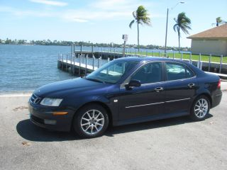 2003 Saab 9 - 3 Linear Very Florida Car photo