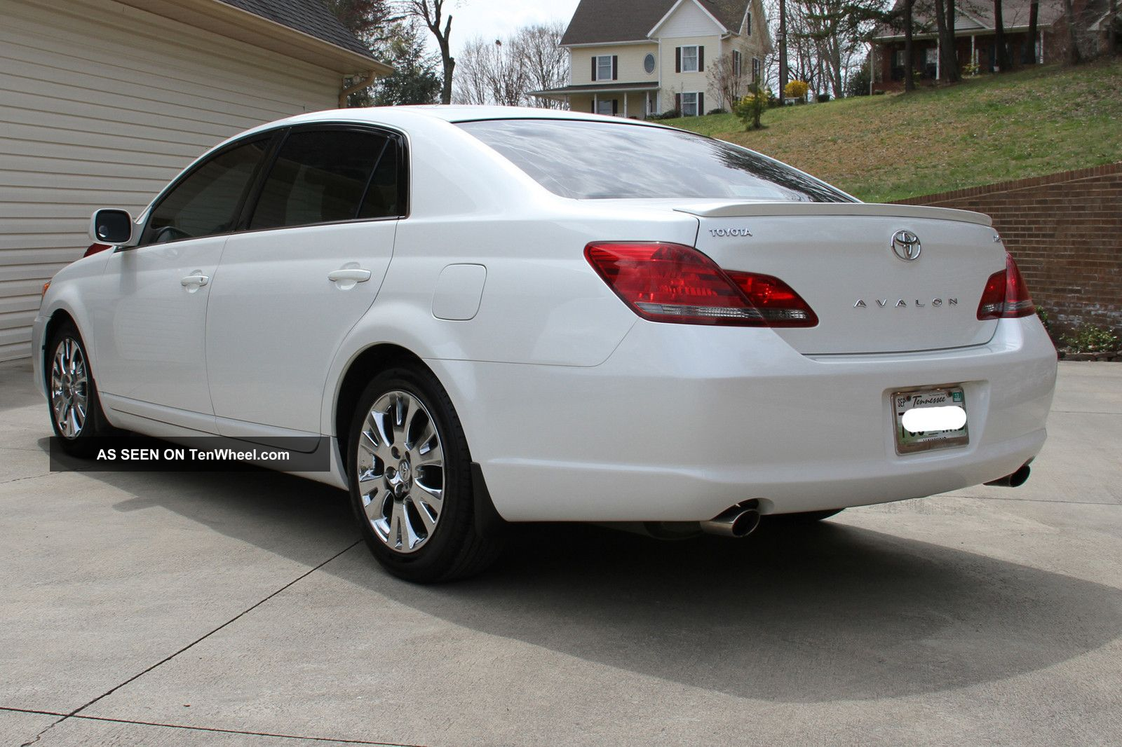 2008 Toyota Avalon Xls Sedan 4 Door 3 5l
