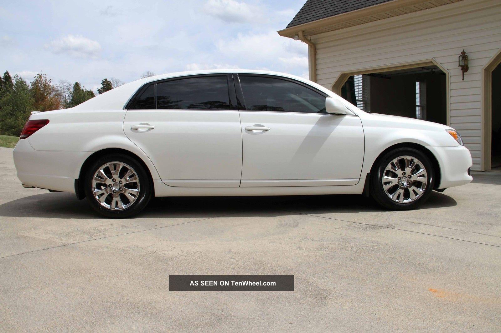 2008 Toyota Avalon Xls Sedan 4 Door 3 5l