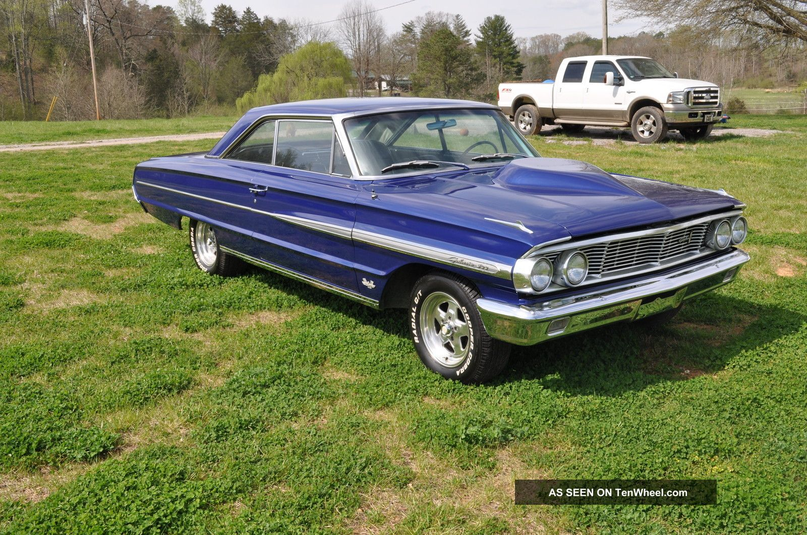 1964 ford galaxie 500 390ci automatic. Cars Review. Best American Auto & Cars Review