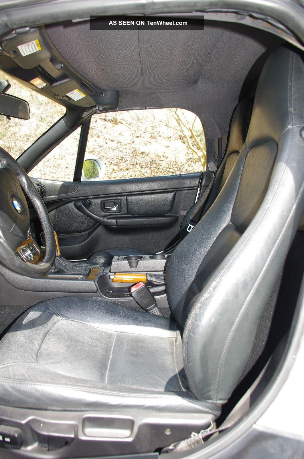 Bmw Z3 Roadster Convertible 2 Door 3. 0l Money Goes To Sick Child #897842