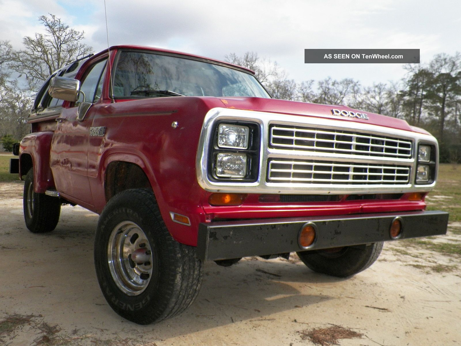 1979 Dodge Power Wagon Wiring Diagram Library