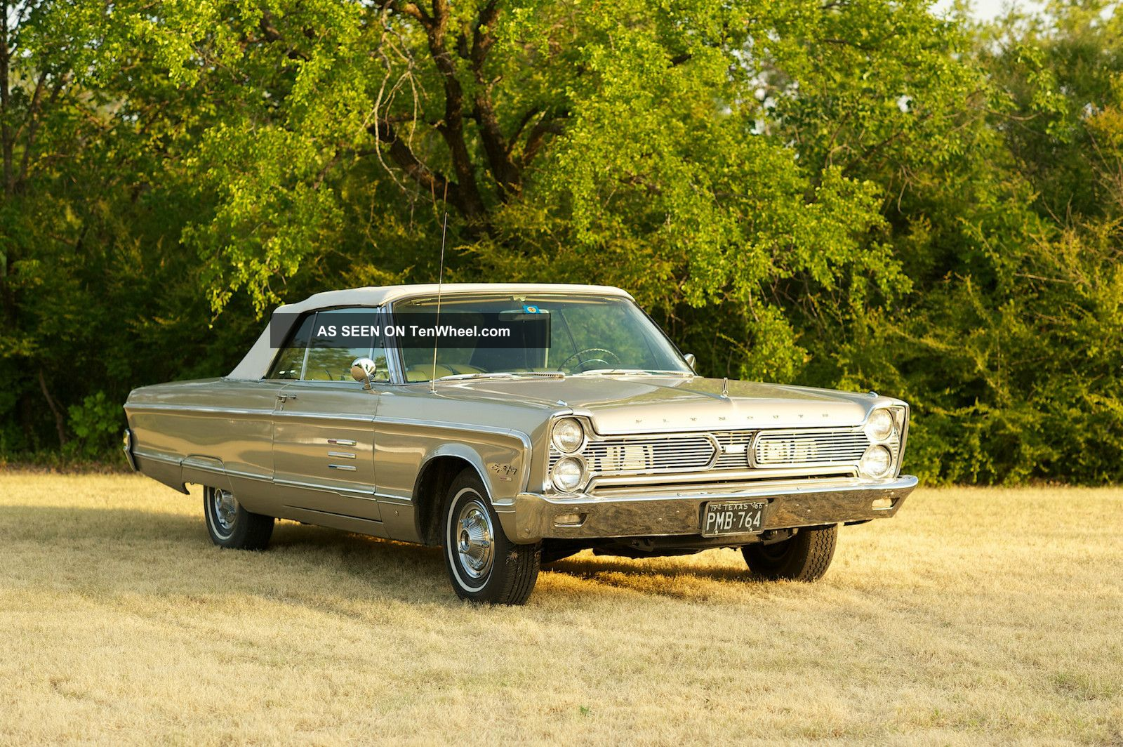 1966 plymouth sport fury convertible full size. Black Bedroom Furniture Sets. Home Design Ideas