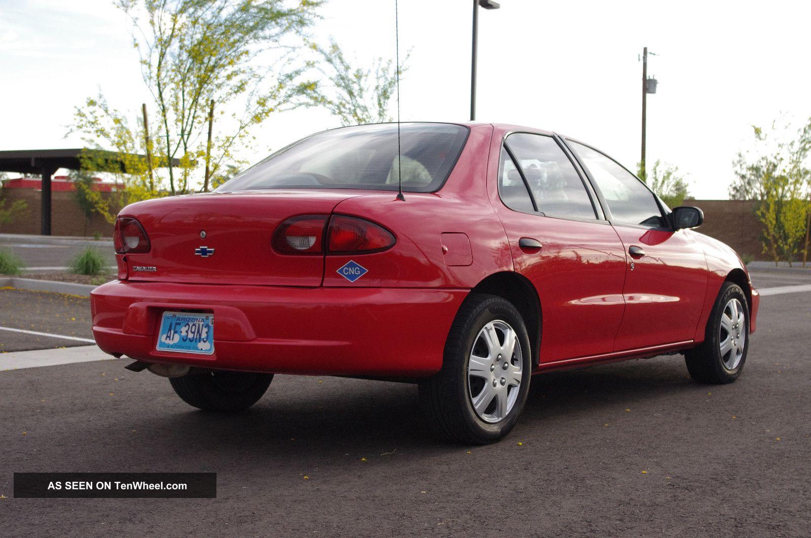 Chevrolet Cavalier Cng Bi Fuel Runs But Needs Engine Work Lgw