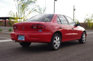 2000 Chevrolet Cavalier Cng Bi - Fuel; Runs,  But Needs Engine Work; photo