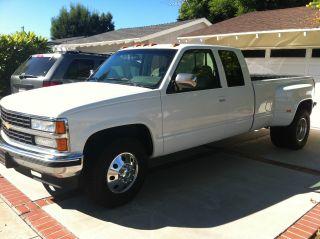 1993 Chevrolet Dully K3500 photo