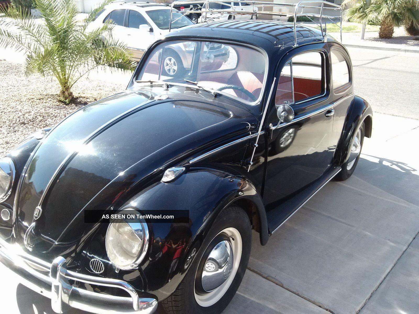 1959 Vw Bug Beetle - Classic photo
